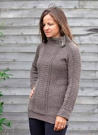 Cable Knit Sweater Pattern