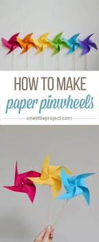 how to make a pinwheel these paper pinwheels are so pretty they are simple to make look beautiful and they really spin