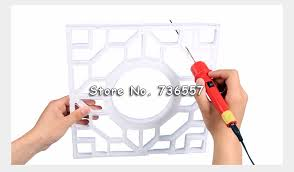 compare prices on foam cutter online shopping buy low price foam 1pc 10cm craft hot knife styrofoam cutter pen cuts foam kt board wax cutting