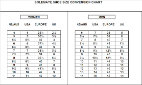 Up To Date Charles David Shoe Size Chart 2019