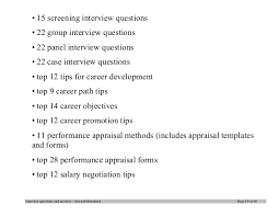 Good Questions To Ask Interview Top 20 Sap Interview Questions And Answers Pdf Ebook Free Download