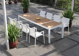 modern outdoor dining furniture. Perfect Furniture Other Delightful Modern Outdoor Dining Sets 4 Exquisite For Furniture Plans  6 Inside D