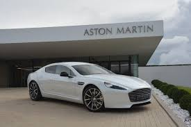 Used 2016 Aston Martin Rapide S V12 [552] 4dr Touchtronic III Auto ...