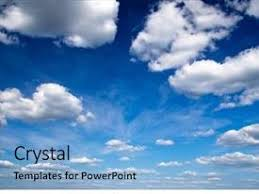 Sky Powerpoint Templates W Sky Themed Backgrounds