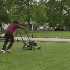 Neighbors Call Police On 12-year-old Mowing Grass, Boy Turns Viral Video  Into More Business | Lifestyles | lebanon-express.com