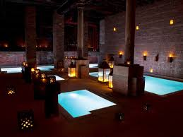 gift guides health wellness spa retreats trip ideas light night screenshot lighting recreation room estate