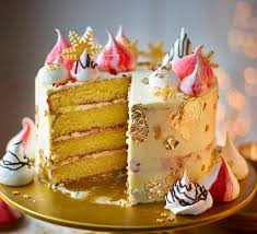 Make Mature Christmas Cake Recipe Bbc Good Food