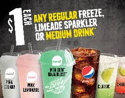 taco bell menu drinks. Simple Bell Irvinebased Taco Bell Corp Is Hoping To Make The Case For Value With A  Multipronged Approach That Includes Testing Of New Dollar Menu And Limitedtime  To Menu Drinks L