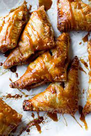 caramel apple turnovers sally s