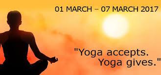 Resultado de imagen para Festival internacional de Yoga Rishikesh