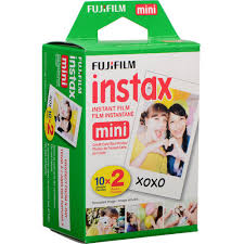 <b>FUJIFILM INSTAX</b> Mini Instant Film (20 Exposures) 16437396 B&H