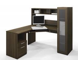 L Shaped Modern Desk Home Design Wonderful Corner Desk Modern Solid Wood Construction