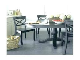 crate and barrel glass table post crate and barrel round glass dining table