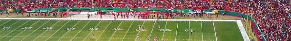 Chiefs Seating Chart With Rows Arrowhead Stadium Tickets Arrowhead Stadium Seating Chart