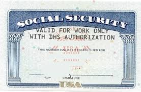 to update social security after citizenship