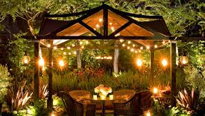 even with 14 hours of daylight we want to squeeze in more time outside lighting is key to making the most of your outdoor space