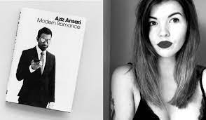 Aziz Ansari used Cassandra Blackwell in his Book Without Asking Her