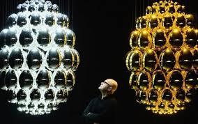 spectacular lighting. Spectacular Lighting: Uovo D\u0027argentis And D\u0027oro By Rony Plesl Lighting