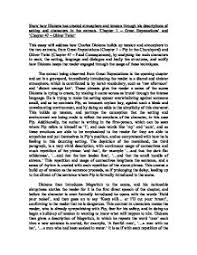 show how dickens has created atmosphere and tension through his page 1 zoom in