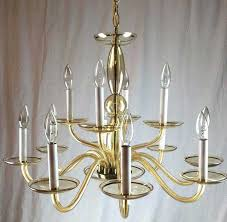 how to clean a brass chandelier without taking it down best of
