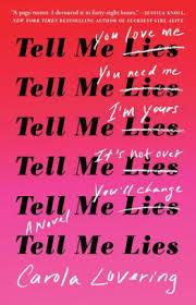 tell me lies a novel