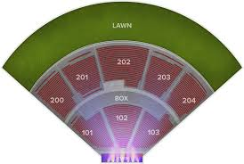 Shoreline Amphitheatre Seating Chart Box Seats Hd Seating Chart Shoreline Amphitheatre Transparent Png