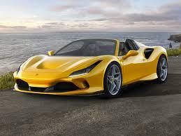 2020 ferrari f8 tributo stunning! 2020 Ferrari F8 Spider Base 2dr Convertible Equipment