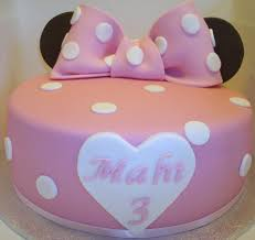 birthday cake for girls 23. Interesting Girls Another Minnie Mouse Cake This Was Made For A Little Girls 3rd Birthday And Birthday Cake For Girls 23 R