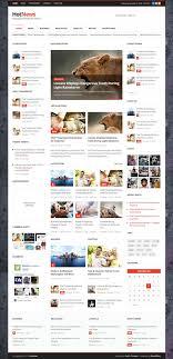 Wordpress Template Newspaper Top Premium Responsive Wordpress Themes Wordpress Themes