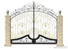wrought iron fencing can be extremely decorative ornate wrought gate c70 gate