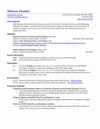 14 Beautiful Images Of Sample Resume Of Experienced Software