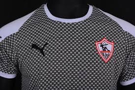 • zamalek home jersey for the 2020/21 season designed by puma. Curva