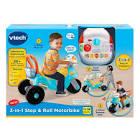 VTech 3-in-1 Step & Roll Motorbike