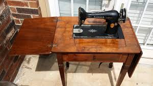Treadle Sewing Machine Cabinet Singer Sewing Machine Cabinets Antique Roselawnlutheran