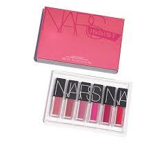 narsissist velvet glide lip set ulta the beauty look book