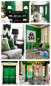 The Pantone color of the year, emerald green!