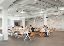 office canteen. Dezeen Magazine Office Canteen