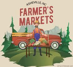 Nc Seasonal Produce Chart Nc Farmers Markets Produce Season Chart Asheville