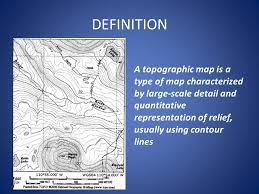 Topographic Map Ppt Video Online Download