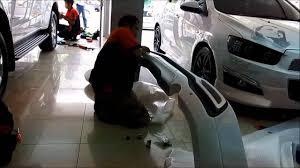 Chevrolet Trailblazer Body kits Dubai Style - YouTube