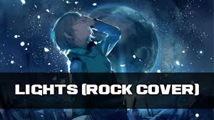 Lights Rock Cover Nightcore Lights Rock Cover