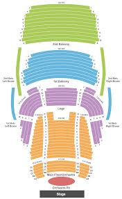 The Carson Center Seating Chart Paducah