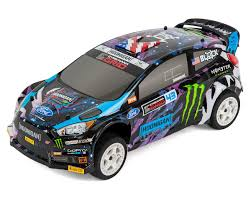 HPI Ken Block WR8 Flux 2015 Ford Fiesta ST RX43 Rally Car ...