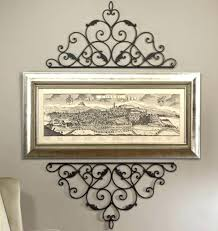 metal wall accent pieces prepossessing decoration wrought iron wall metal wall accent pieces prepossessing decoration wrought