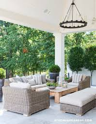 covered porch furniture. beautiful collection of back porch inspiration via maisondepaxcom covered furniture e