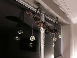 driftwood lighting. DIY: Driftwood Light Fixture Lighting