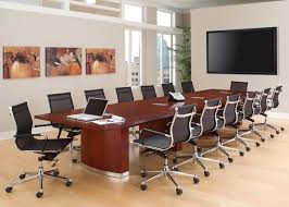 elegant office conference room design wooden. Adorable Wall Beautiful Long Wood Conference Table Design Elegant Office Room Wooden G