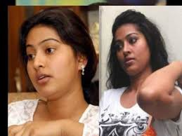 tamil e without makeup