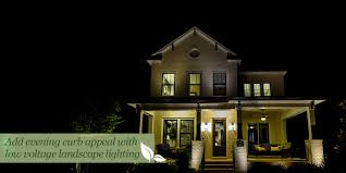 Custom Landscape Design Charlotte Nc Lighting Drainage