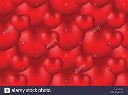Happy Valentine's Day realistic 3d ...
